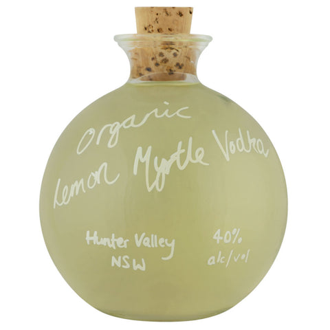 Lemon Myrtle Vodka 40%