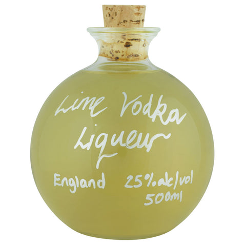 Lime Vodka Liqueur 25.4%