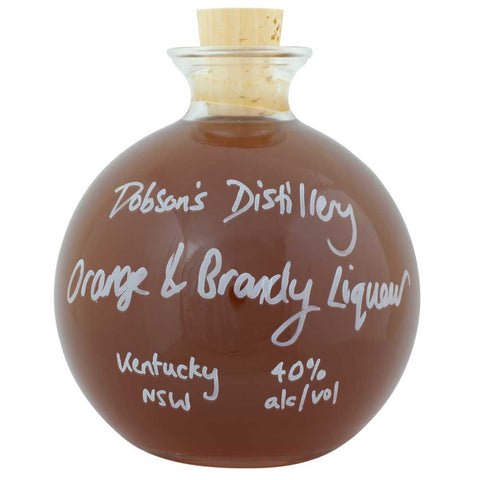 Orange and Brandy Liqueur 36.7%