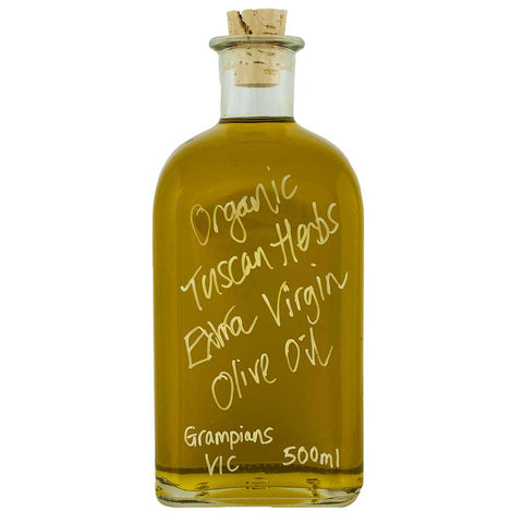 Tuscan Herbs Extra Virgin Olive Oil