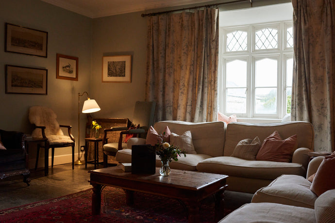 The Telegraph: Hotel Review - Coombeshead Farm