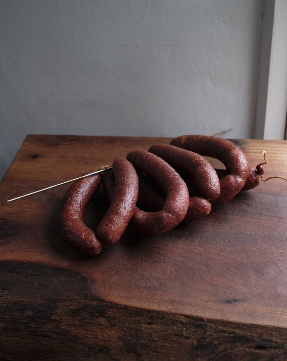 Red Devon Beef Sausage