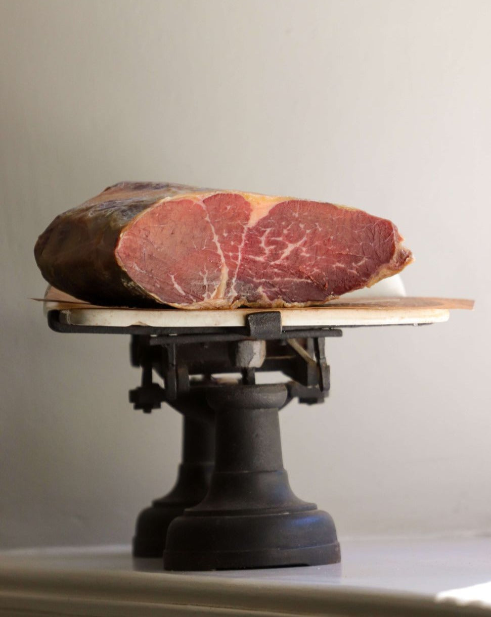Cecina (Air Dried Beef)