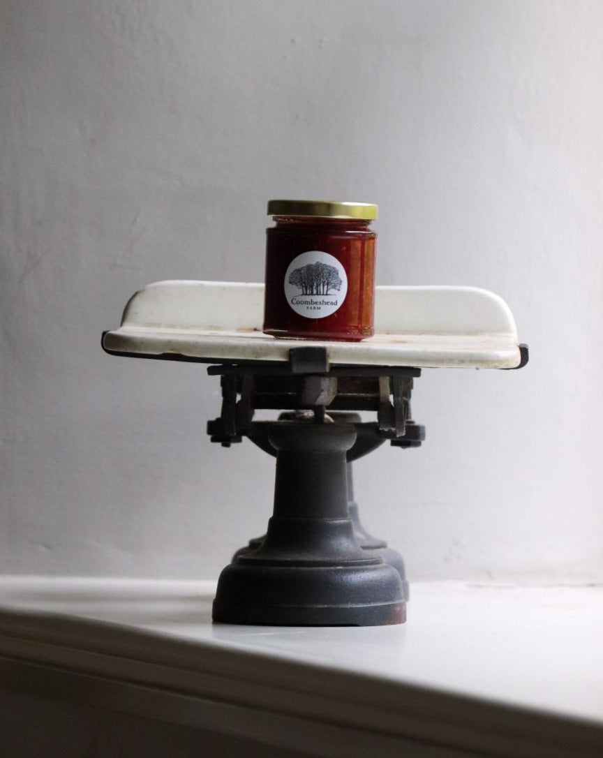 Red Gooseberry Jam