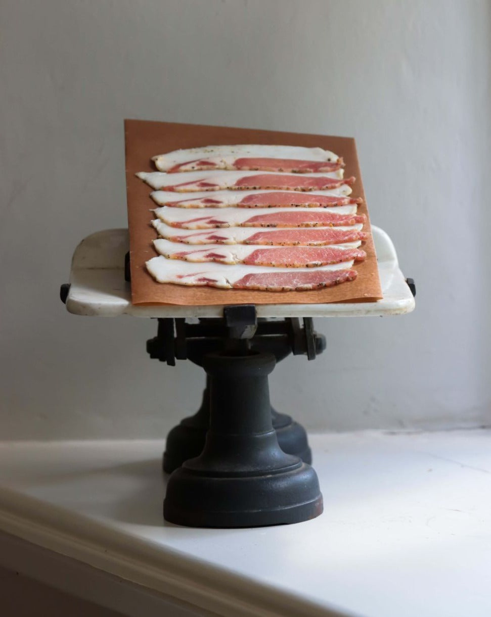 Middlewhite Back Bacon
