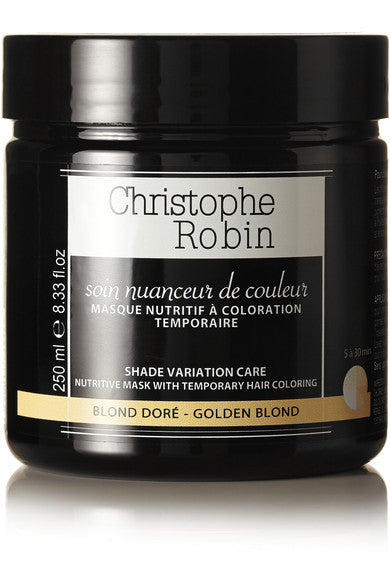 Color Enhancing Treatment - Golden Blond
