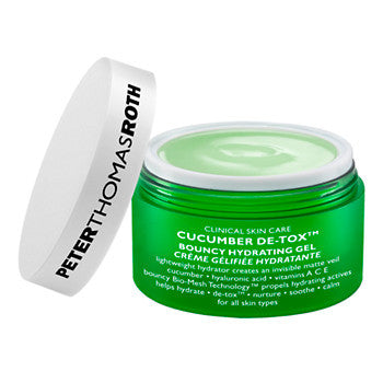 Cucumber De-Tox Bouncy Hydrating Gel