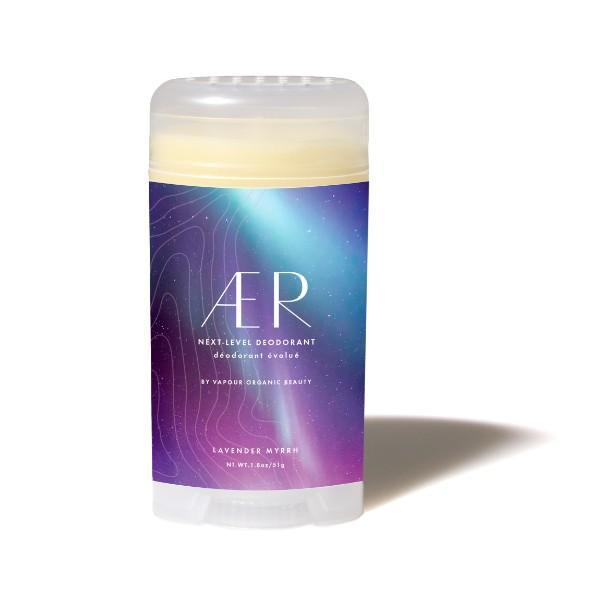 AER NEXT-LEVEL DEODORANT - Lavender Myrrh