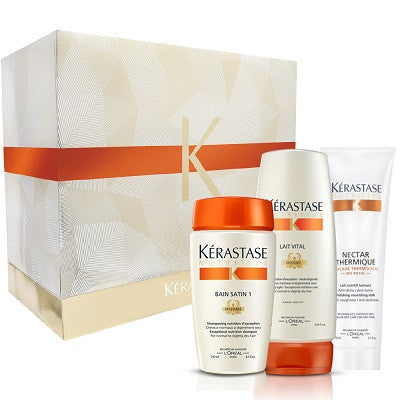 KÉRASTASE NUTRITIVE HOLIDAY GIFT SET (A $125 Value)