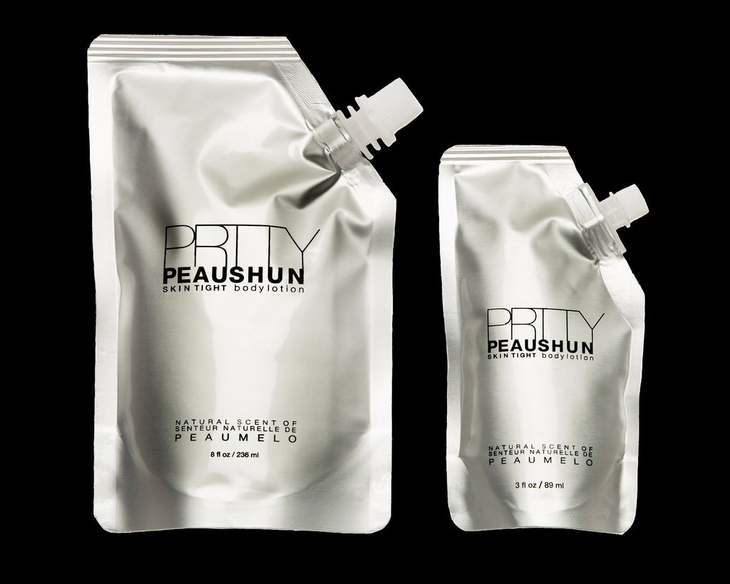 Prtty Peaushun Skin Tight Body Lotion - Medium
