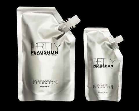 Prtty Peaushun Skin Tight Body Lotion - Plain