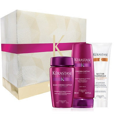 KÉRASTASE REFLECTION HOLIDAY GIFT SET (A $125 Value)