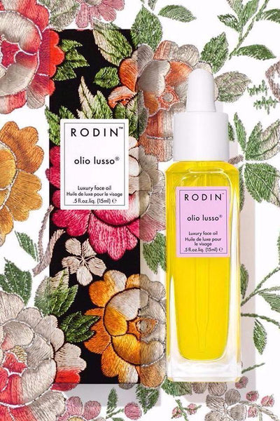 NEW! RODIN olio lusso Lavender Absolute face oil - 15ml Travel Size