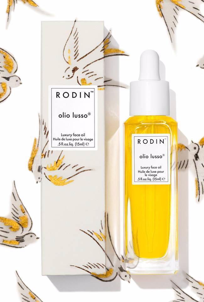 NEW! RODIN olio lusso face oil - 15ml Travel Size