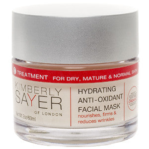 HYDRATING ANTI-OXIDANT FACIAL MASK