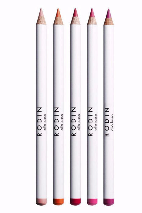 RODIN olio lusso Luxury Lip pencils