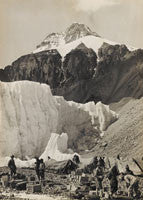 East Rongbuk Glacier - Camp II