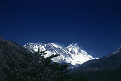 Mount Everest from Thyangboche