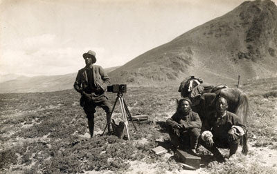Major Edward Wheeler's photographic survey party