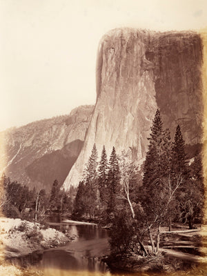 El Capitan - Yosemite Valley