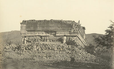 4th Palace at Mitla