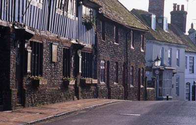 Alfriston Village, East Sussex