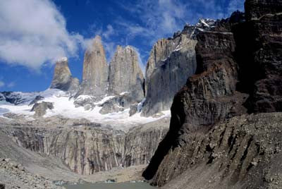 Towers of Paine, Torres del Paine National Park