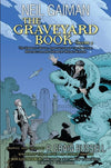 The Graveyard Book Graphic Novel: Volume 2 (9780062194831)