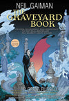 The Graveyard Book Graphic Novel Single Volume (9780062421890)