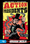 Action Presidents #2: Abraham Lincoln! (9780062891228)