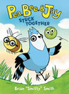 Pea, Bee, & Jay #1: Stuck Together (9780062981189)