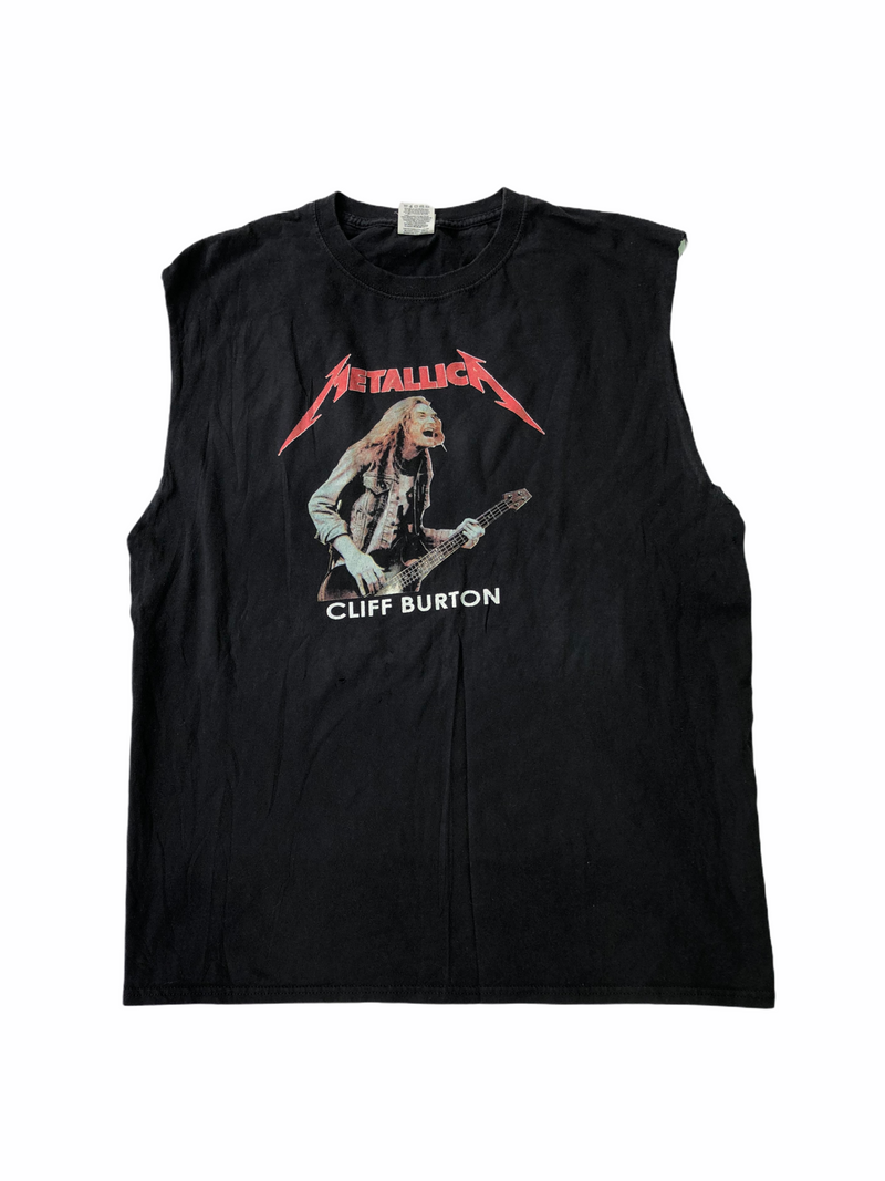 cliff burton t-shirt-Heavy-Metal-Addict