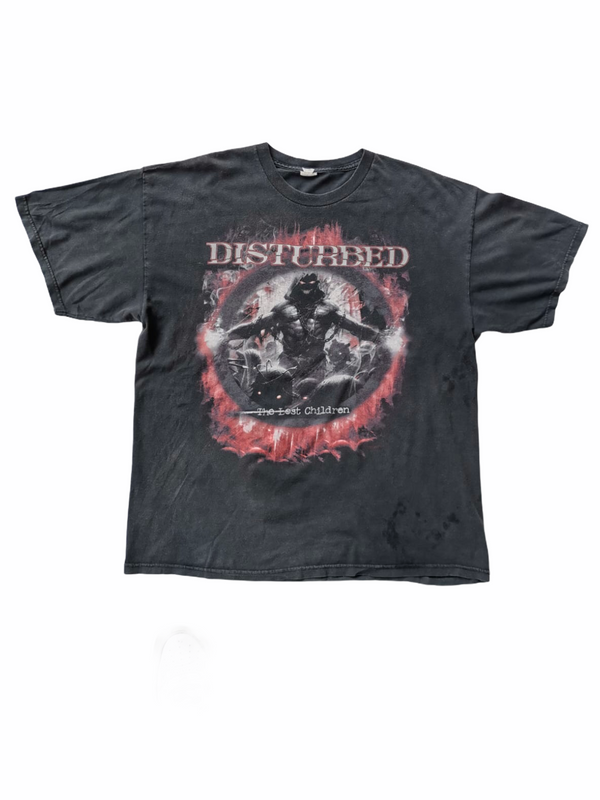 disturbed t-shirt the lost children-Heavy-Metal-Addict