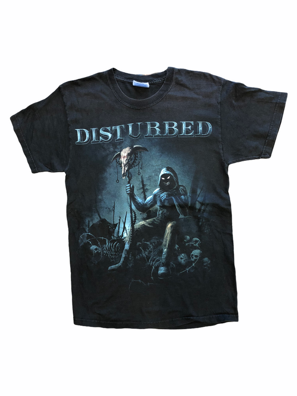 Disturbed t-shirt the Guy throne - Heavy-Metal-Addict