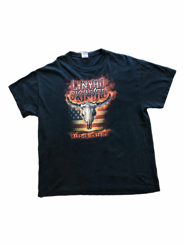 vintage lynyrd skynyrd t-shirt made in america
