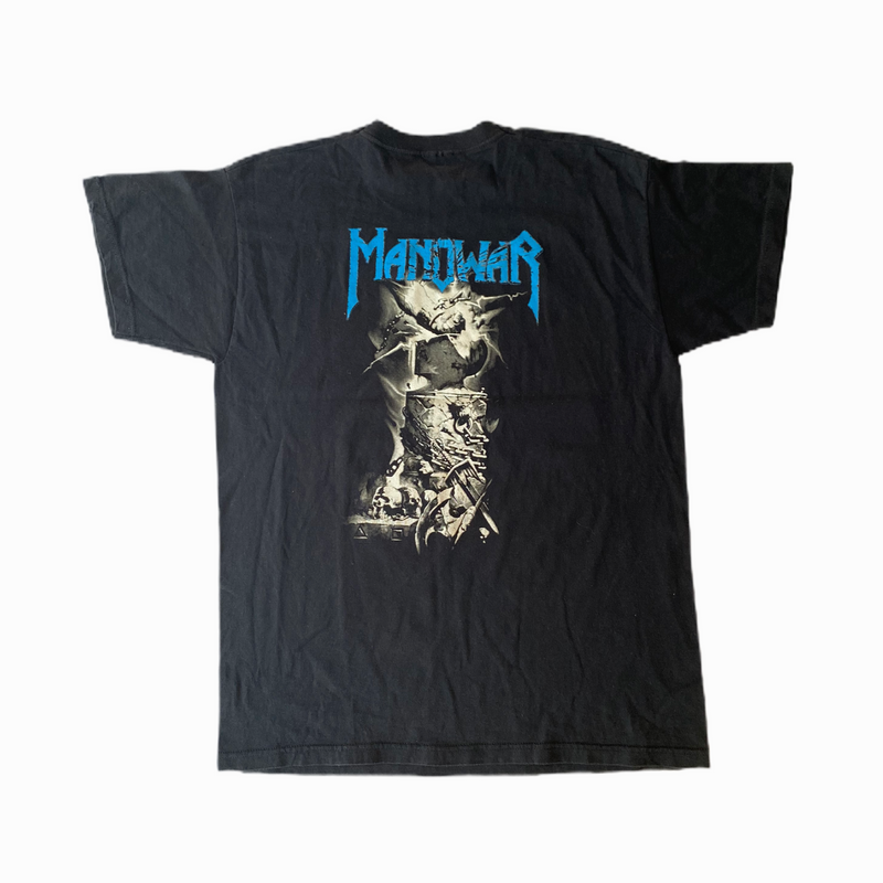 Manowar t-shirt - Heavy-Metal-Addict