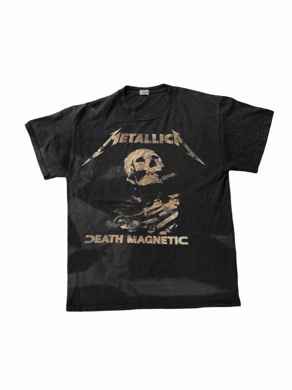 vintage metallica death magnetic t-shirt | Heavy-Metal-Addict
