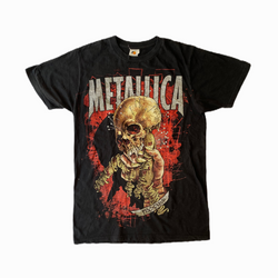 Vintage Metallica t-shirt Fixxxer - Heavy-Metal-Addict