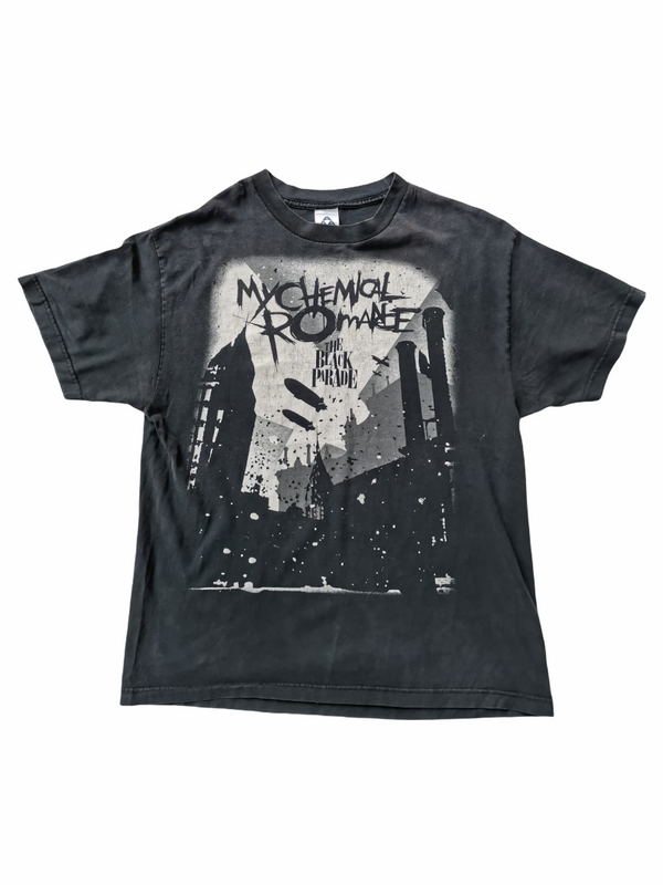 my chemical romance t-shirt black parade-Heavy-Metal-Addict