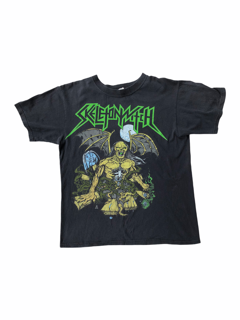 skeletonwitch t-shirt-Heavy-Metal-Addict