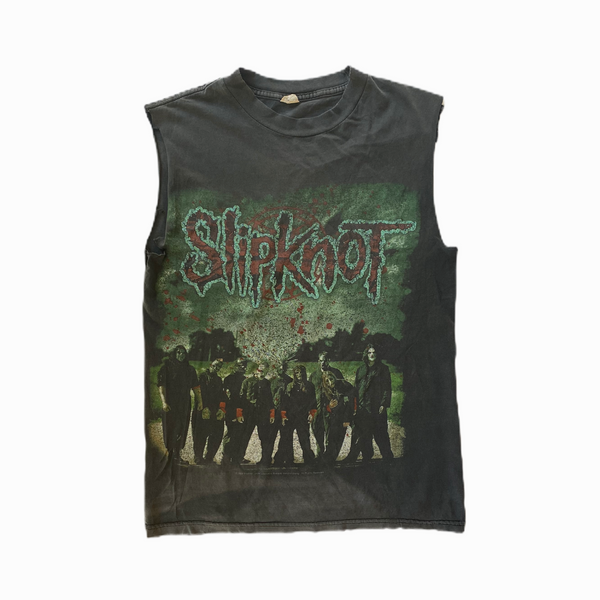 Vintage Slipknot t-shirt all hope is gone sleeveless - Heavy-Metal-Addict