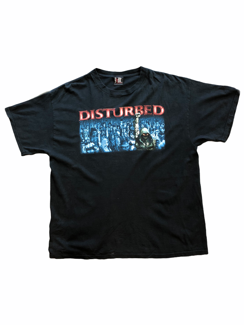 disturbed t-shirt the guy fist-Heavy-Metal-Addict