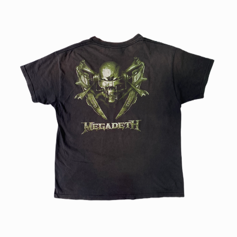 Vintage megadeth tee shirt countdown to extinction - Heavy-Metal-Addict