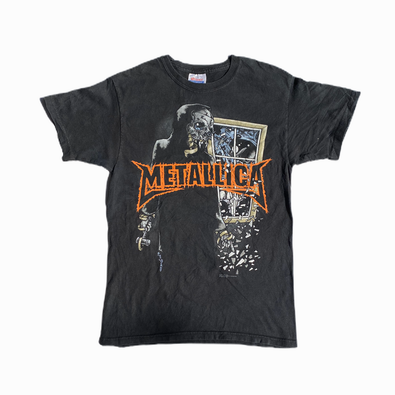 Vintage Metallica t-shirt Dirty Window - Heavy-Metal-Addict