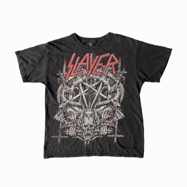 Slayer vintage t-shirt - Heavy-Metal-Addict