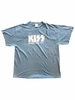 Vintage Kiss t-shirt detroit rock city - Heavy-Metal-Addict