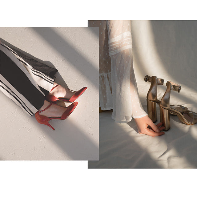 poilei riemchen pumps paloma rot ss19 new season first drop neue kollektion mariella