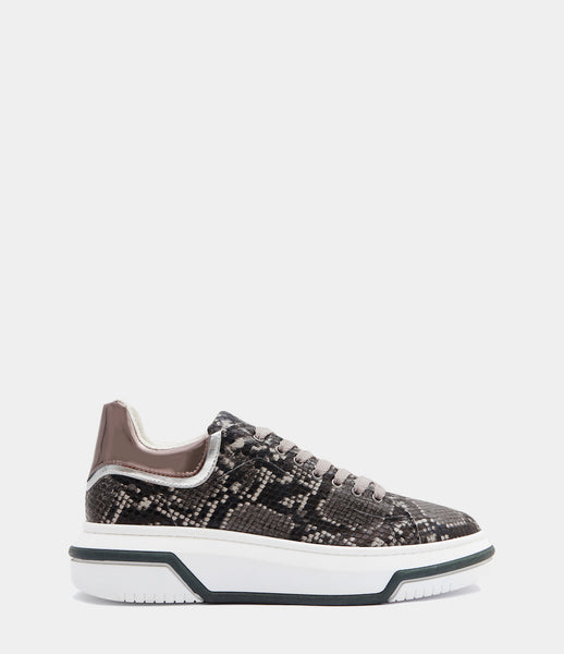 Plateau Sneaker Holly Grau