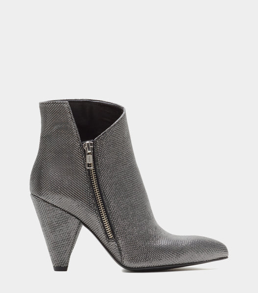 Ankle Boot Marlena Silber