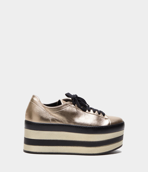 Plateau Sneaker Olympia Gold